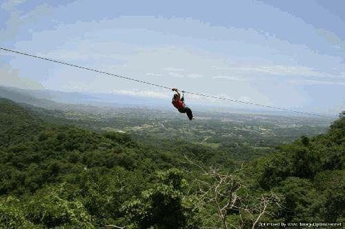 Zipline Canopy River - Punta de Mita Vacation Rentals - Casa Joya Del Mar