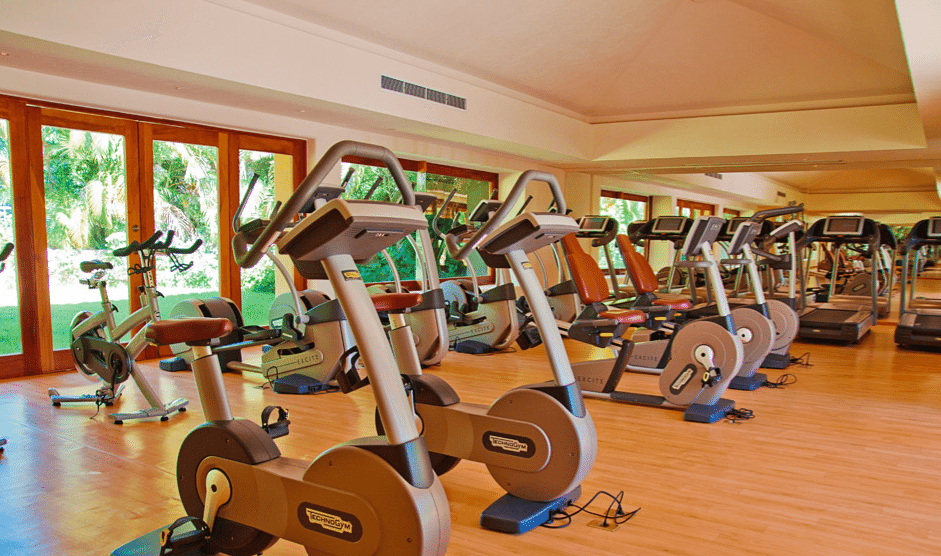 Fitness Center - Punta Mita Tennis - Casa Joya Del Mar