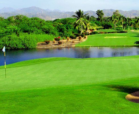 Flamingos Golf Course - Punta Mita Mexico Vacation Rentals - Casa Joya Del Mar