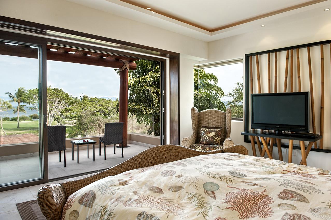 Bali Master Suite - Punta Mita Mexico Villa Rentals - Casa Joya Del Mar