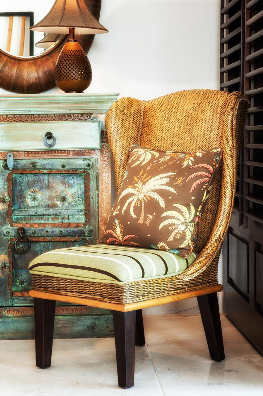 Bali Suite Sitting Area - Punta Mita Mexico Villa Rentals - Casa Joya Del Mar