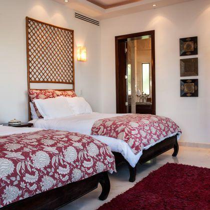 Shanghai Suite Beds - Punta Mita Mexico Villa Rentals - Casa Joya Del Mar