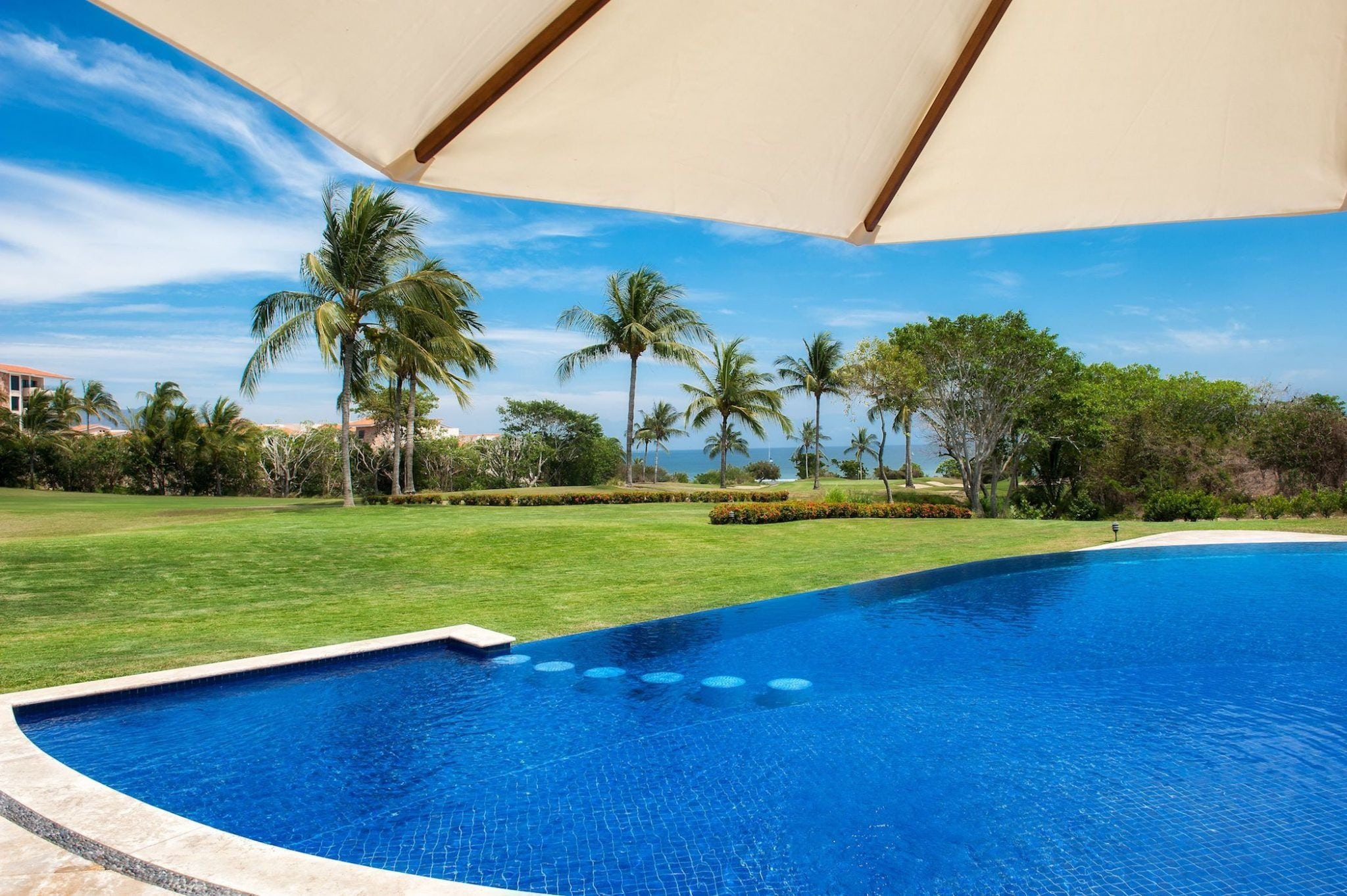 Punta Mita Pool View